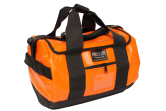 Esk Exec Bag - Small, Orange (front)