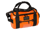 "Jura Mini Bag 14"" - Orange (front)"