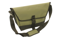 Messenger Bag - Olive (front)