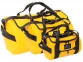 Jura Family of Kit Bags in Yellow - Montrose Bag Company