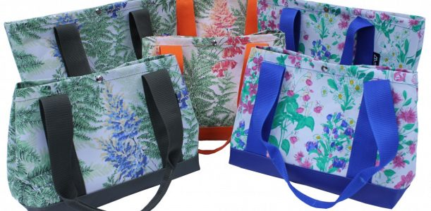 Floral Tote Bags - Montrose Bag Company