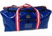 Blue-Red PVC Waterproof Kit Bag